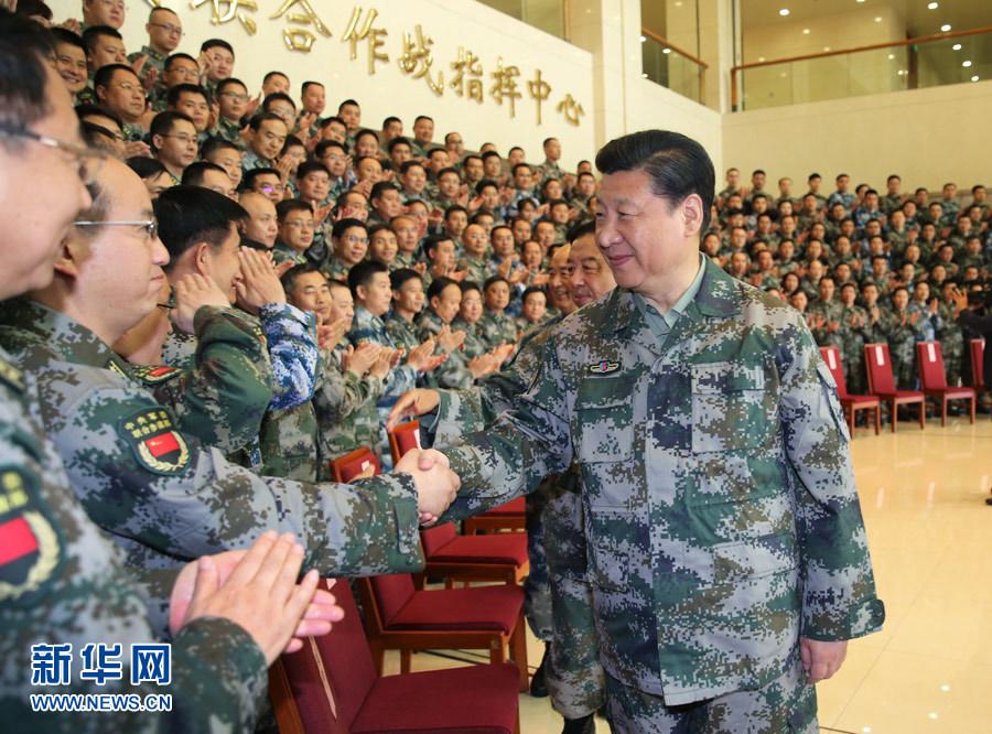 習近平総書記「中国軍の特色ある...