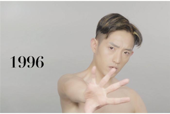 中国人男性の年代別流行ヘアスタイルを見事に再現,,人民網日本語