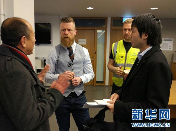 アイスランド、中国人観光客乗せ...