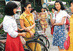 1980年代の中国の流行ファッション